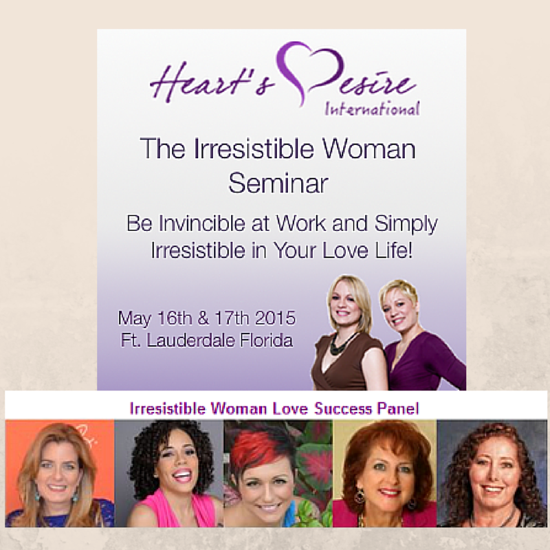 Irresistible Woman Seminar