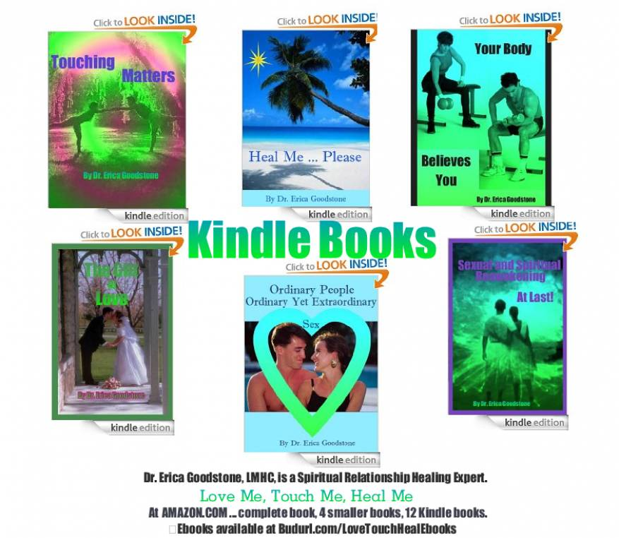 DR. ERICA'S BOOKS AT AMAZON