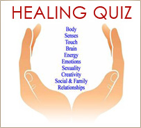 Healing Through Love Quiz