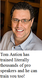 Tom Antion Pro Speaker