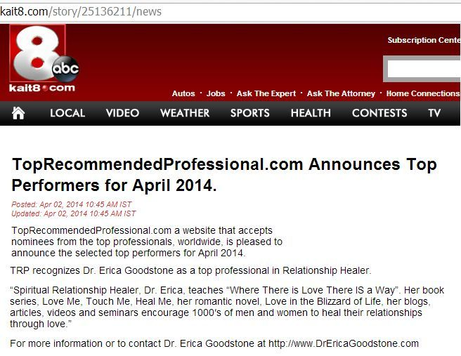 ABC TopRecommendedProfessional.com