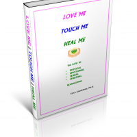 Love Me Touch Me Heal Me Book