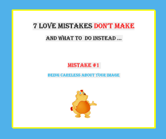 7 Love Mistakes Image