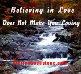 Believing in Love