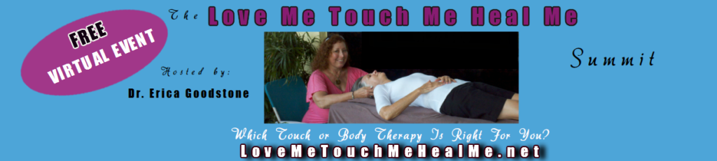 Love Me Touch Me Heal Me FREE Summit