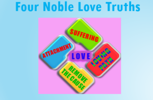 4 Noble Love Truths